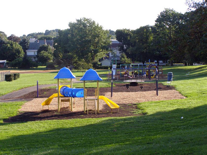 Memorial Park Borough Of Waynesboro Pennsylvania